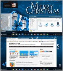 Merry Christmas 2011 Desktop