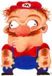 Stubby Mario