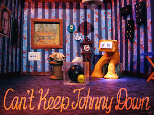 Can't Keep Johnny Down 1 of 3