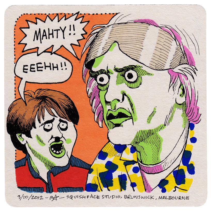 Coaster 51: MAHTY!! by zpxlng