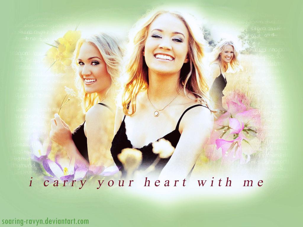 Carrie Underwood Wallie