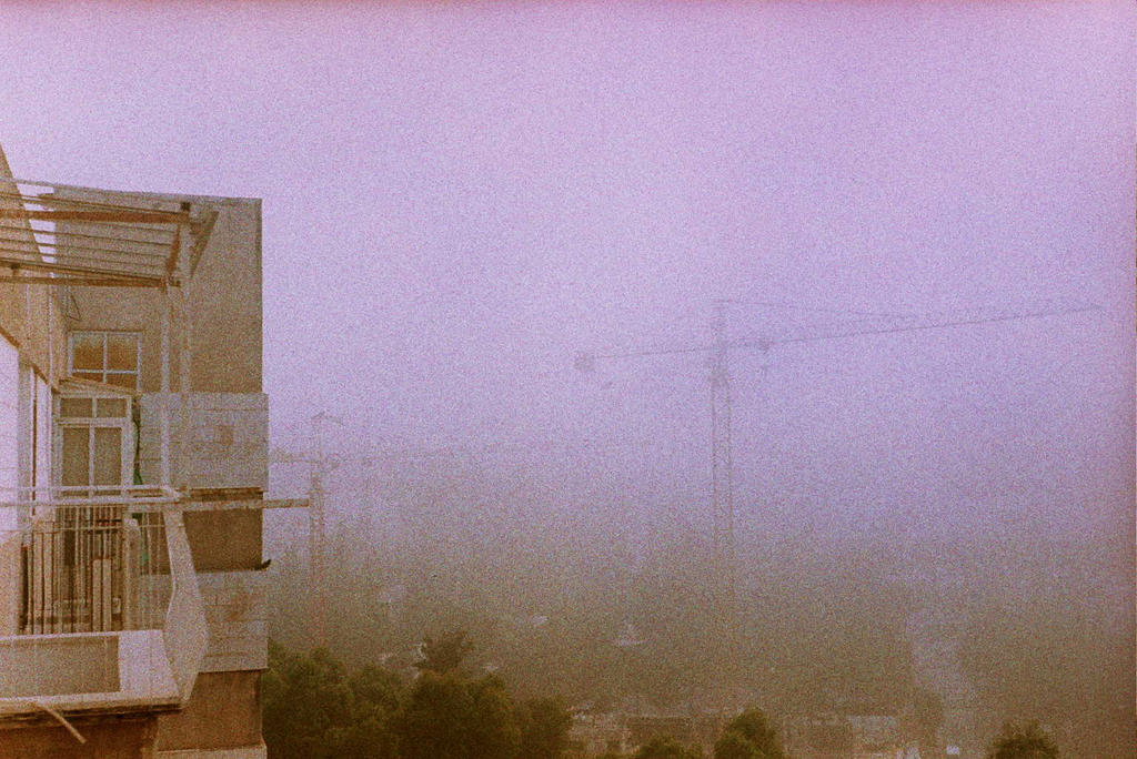 Foggy Mornings of Jerusalem by TheHazir