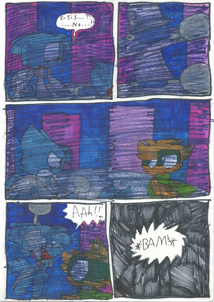 Tales of the Runaway Evil prolouge page 11 by XSparkzeroX