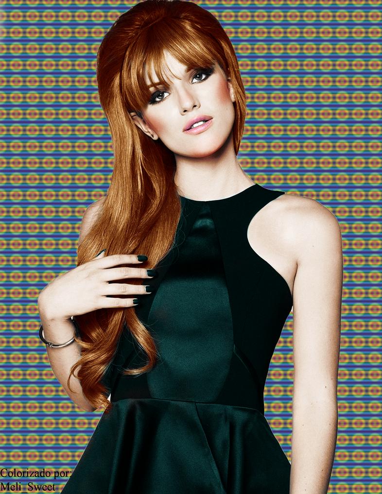 Meli's Gallery and workshop - Página 3 Colorizacion_bella_by_tamiegallery-d869x9b