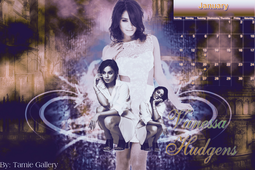 Meli's Gallery and workshop Wallpaper_vanessa_by_tamiegallery-d8fnrc3