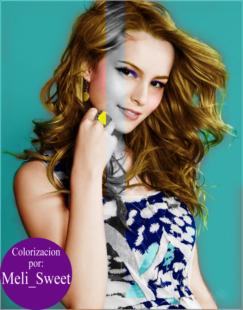 Meli's Gallery and workshop Colorizacion_brigit_by_tamiegallery-d8h73ty