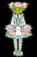 Lolita Glass Frog by pomcculent