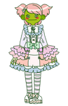 Lolita Glass Frog