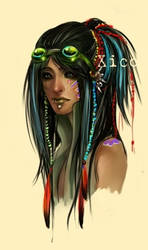 Xico by CinnamonAesthetic