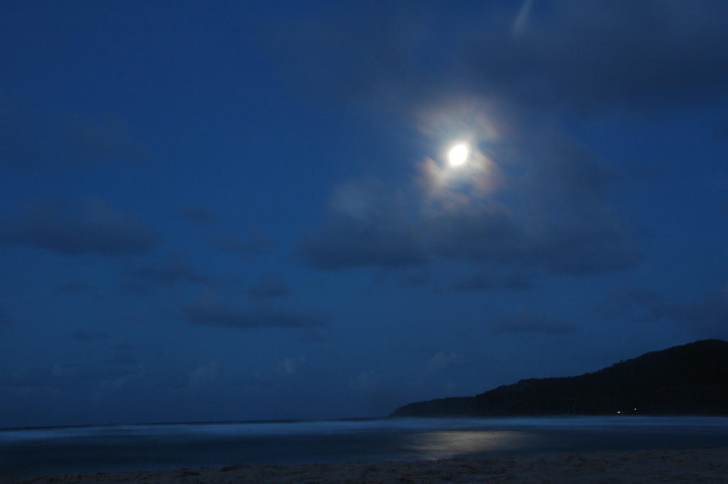 Moon-rise-12 by tbg-stock-images