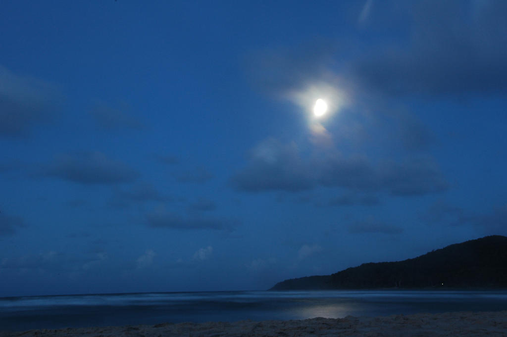 Moon-rise-13 by tbg-stock-images
