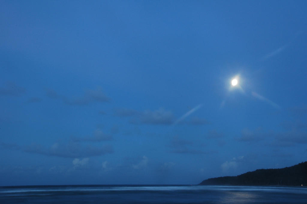 Moon-rise-15 by tbg-stock-images