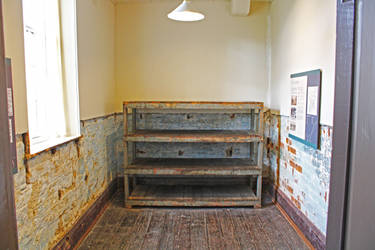 old gaol cell