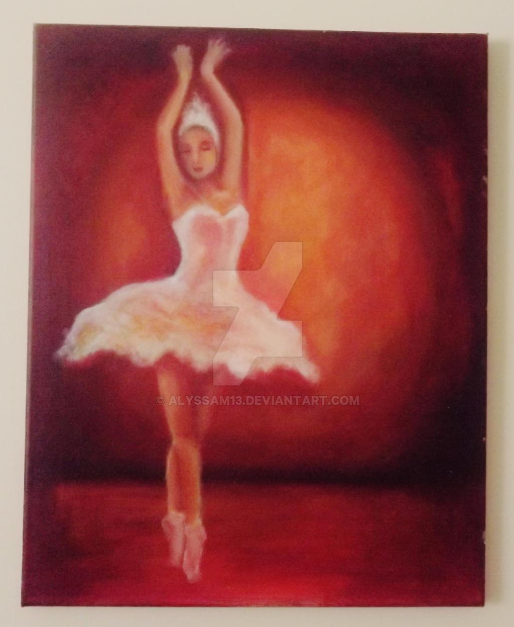 Dancer by Alyssam13