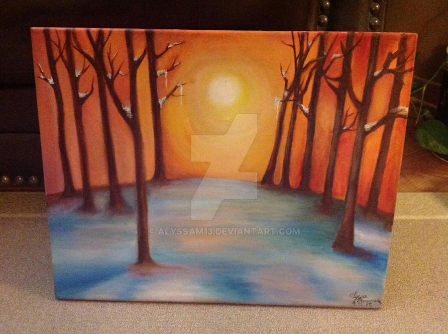 The Dawn of Winter by Alyssam13
