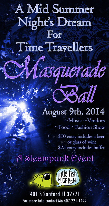 Masquerade Ball Poster By ChristianHolmes
