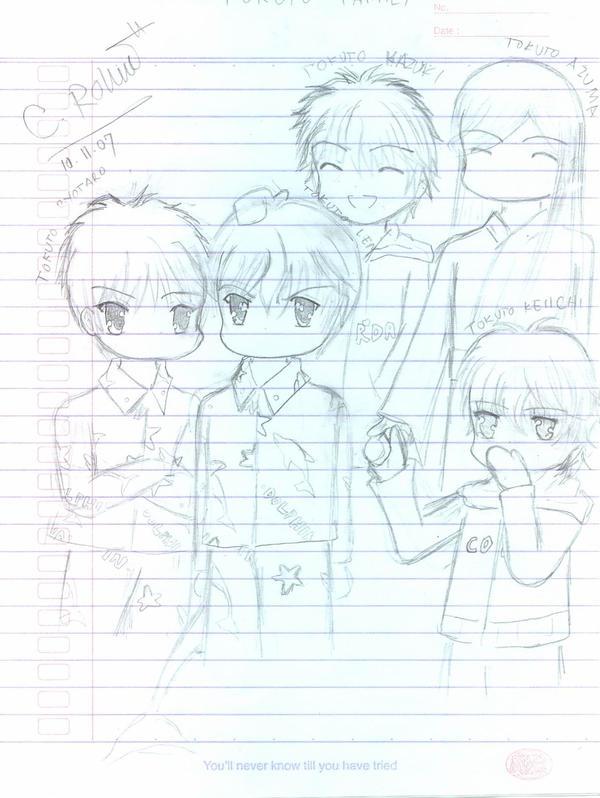 Tokuto Brothers by lenxkaho