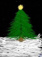 Cmas tree by taya69341