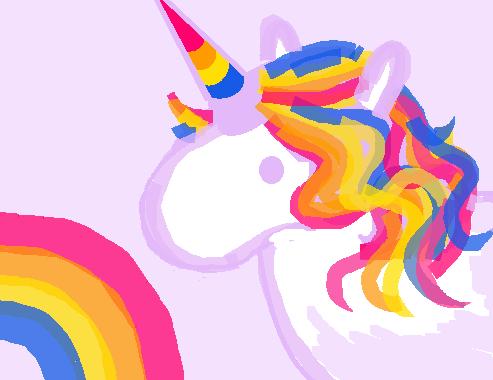 Day 27: Unicorn by LighteRain