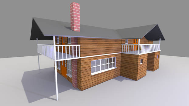 Norwegian House 1