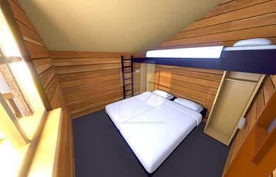 Norwegian House - Interior