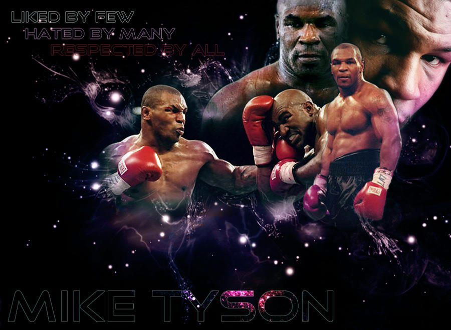 Mike Tyson Wallpaper By Cleicha