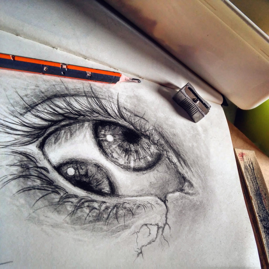 Double eye drawing by cleicha on deviantart double eye drawing by cleicha double eye drawing by cleicha publicscrutiny Gallery