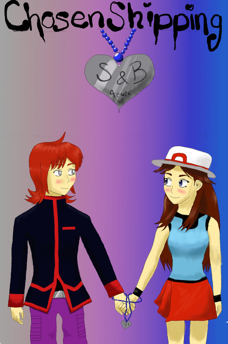 Blue X Silver 4EVER!! .:REMAKE:. by rolfchan