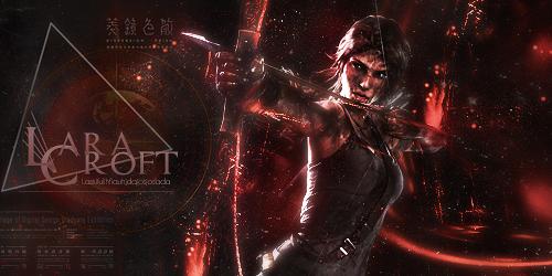 Lara Croft by 10shanks