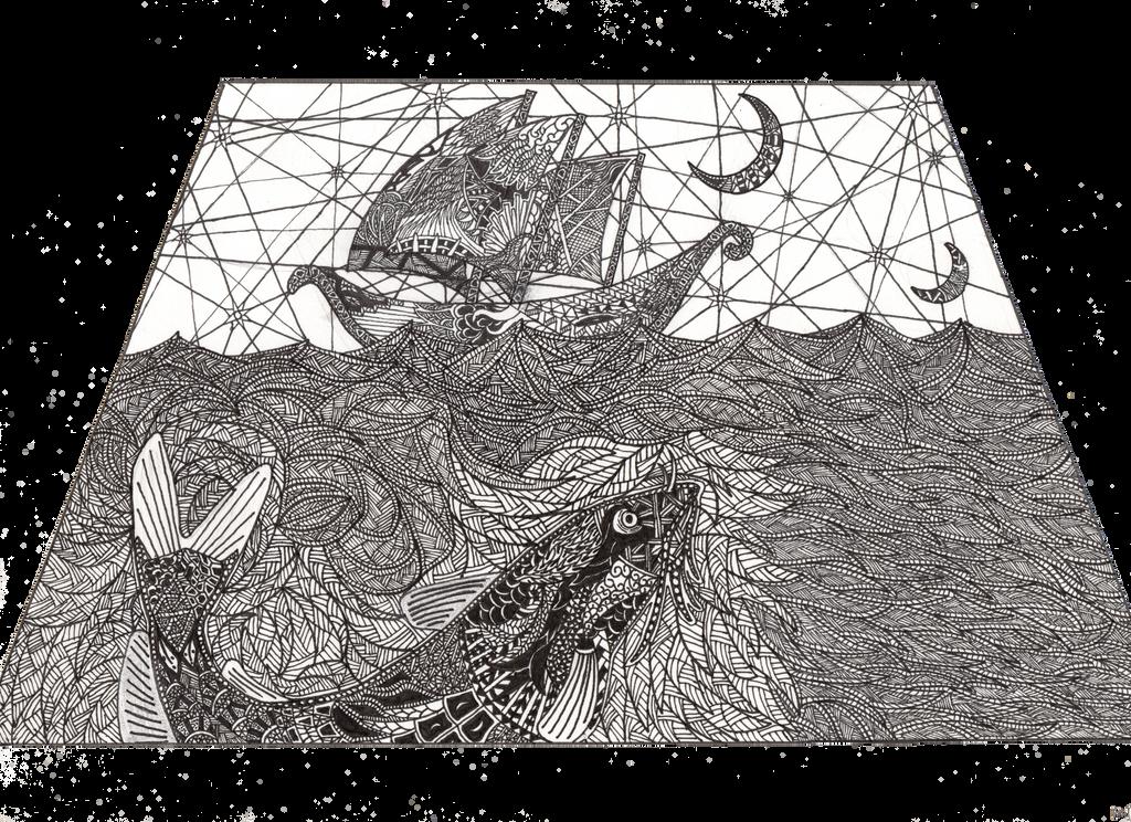 Kero and The Catfish by Timberfleet