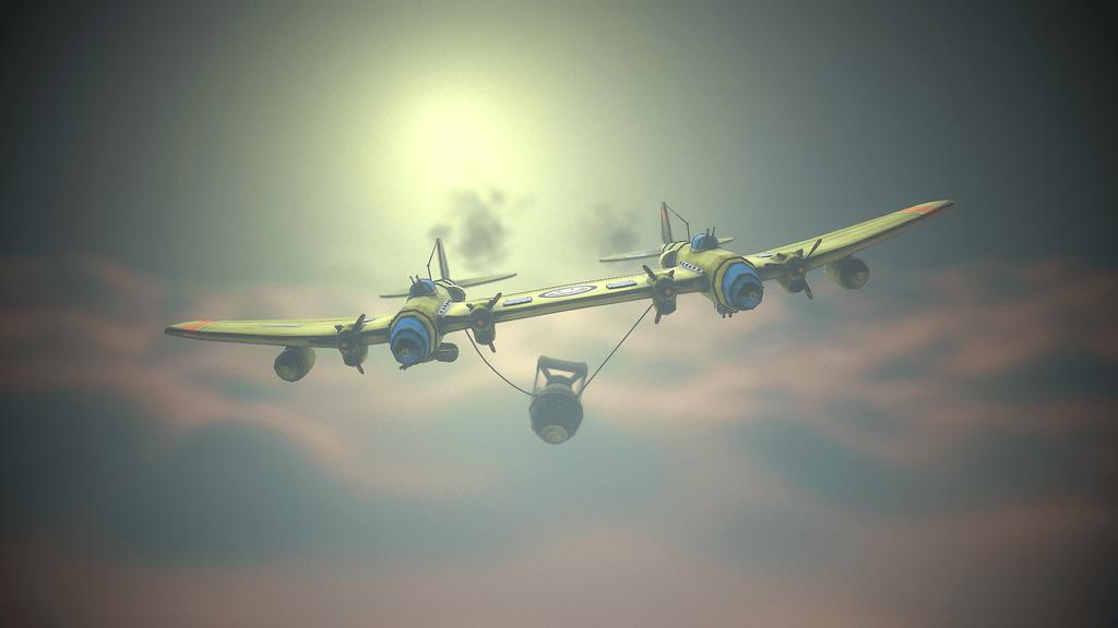 Bomber by AlesRot
