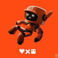 LOVE, DEATH  ROBOTS Fanart by DUST2196