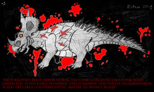 Vinesauce: Dwarf Fortress - Estrur Ostrug (Sketch) by Ultima-the-RedWyrm
