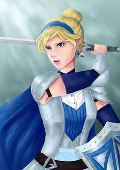 Cinderella - Princess in Shining Armour