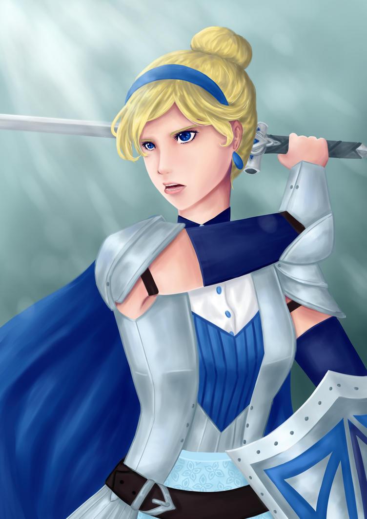 Cinderella - Princess in Shining Armour by VicelyaV