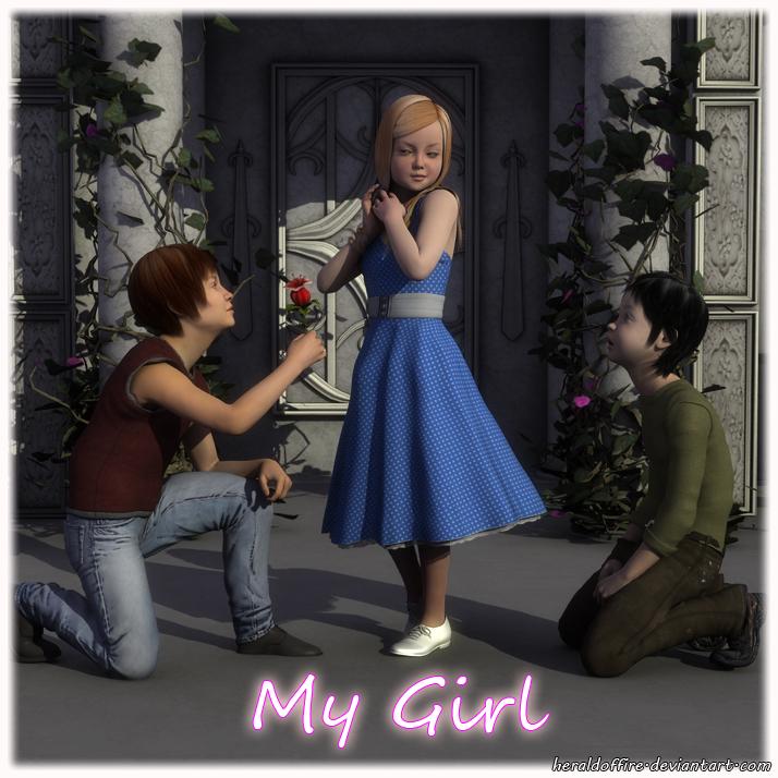 My Girl by HeraldOfFire