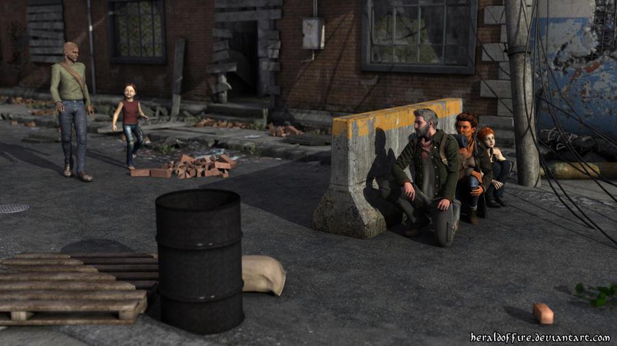 The Survivors by HeraldOfFire