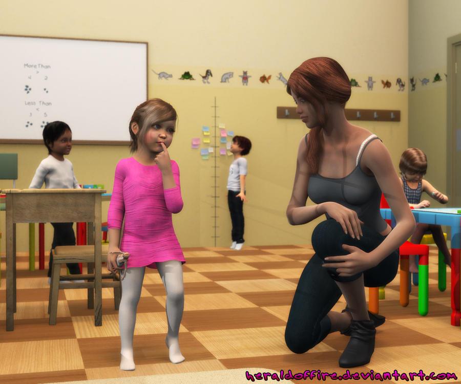 Playschool by HeraldOfFire