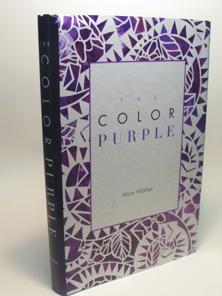 The Color Purple Book Cover by epopcorns2 on DeviantArt
