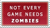 Zombie Oversaturation by MatrissStamps