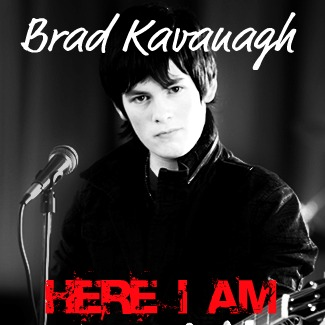 Here I Am - Brad Kavanagh, Fanmade Single Artwork by ...