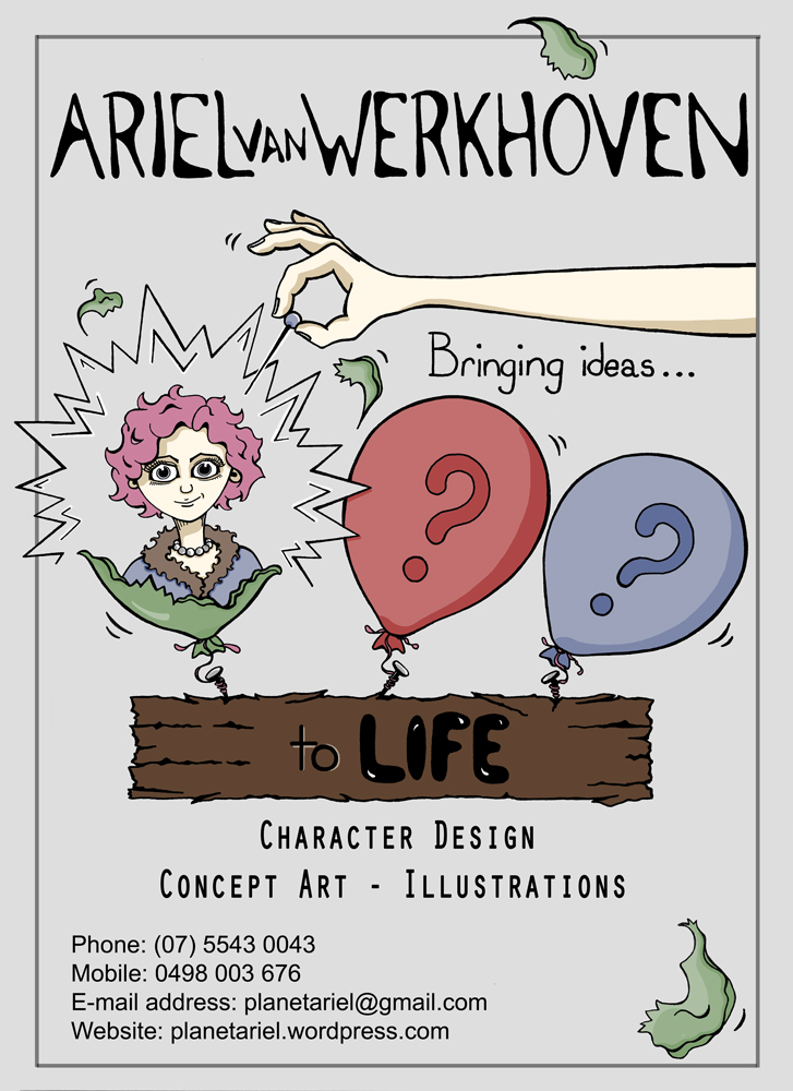 Promotional Flyer by ArVaWe