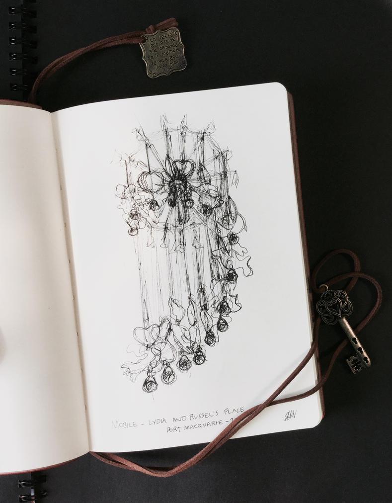 Mobile Sketch by ArVaWe
