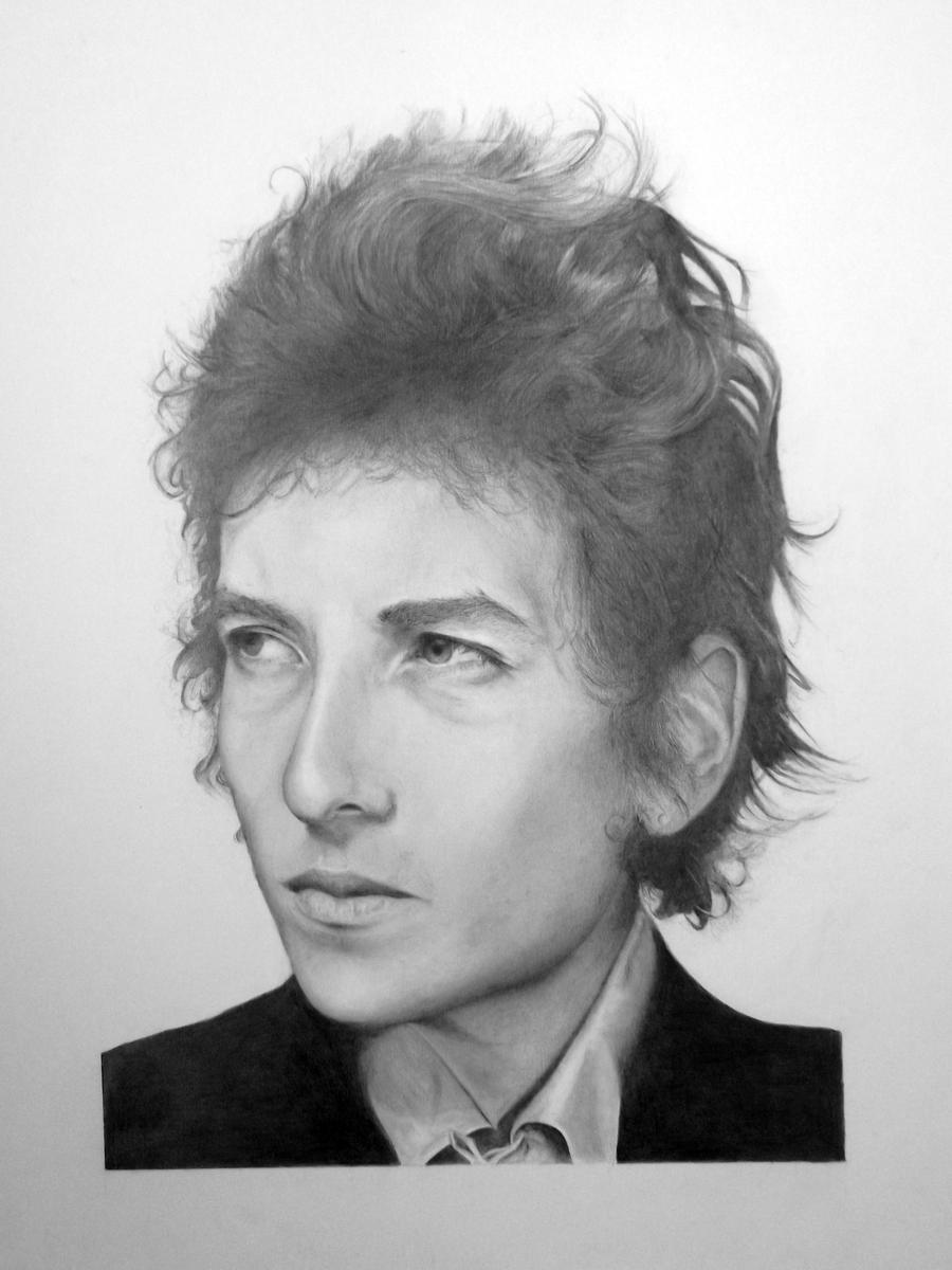 Bob Dylan by plimsole