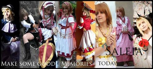 Saleia - Make some good Memories, today! by Saleia-Marlin