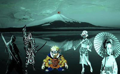 Tribute to Japan by lassegorm