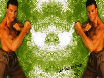 Jean-Claude Van Damme by lassegorm