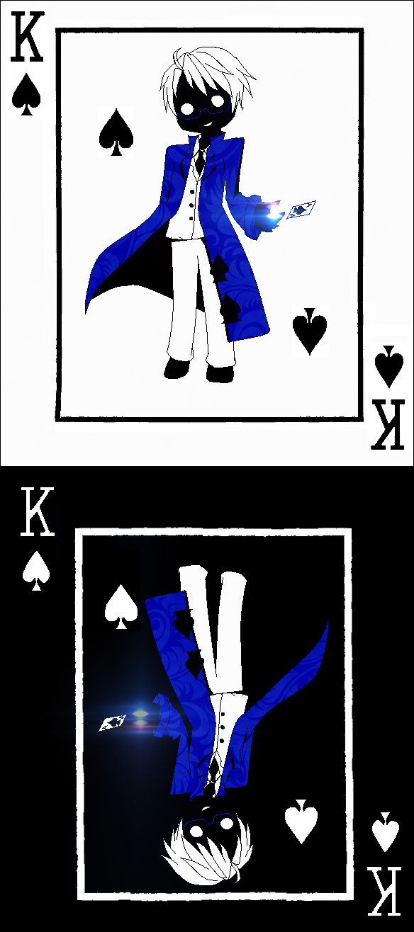 Hetalia - King of Spades by SereneMichaelis
