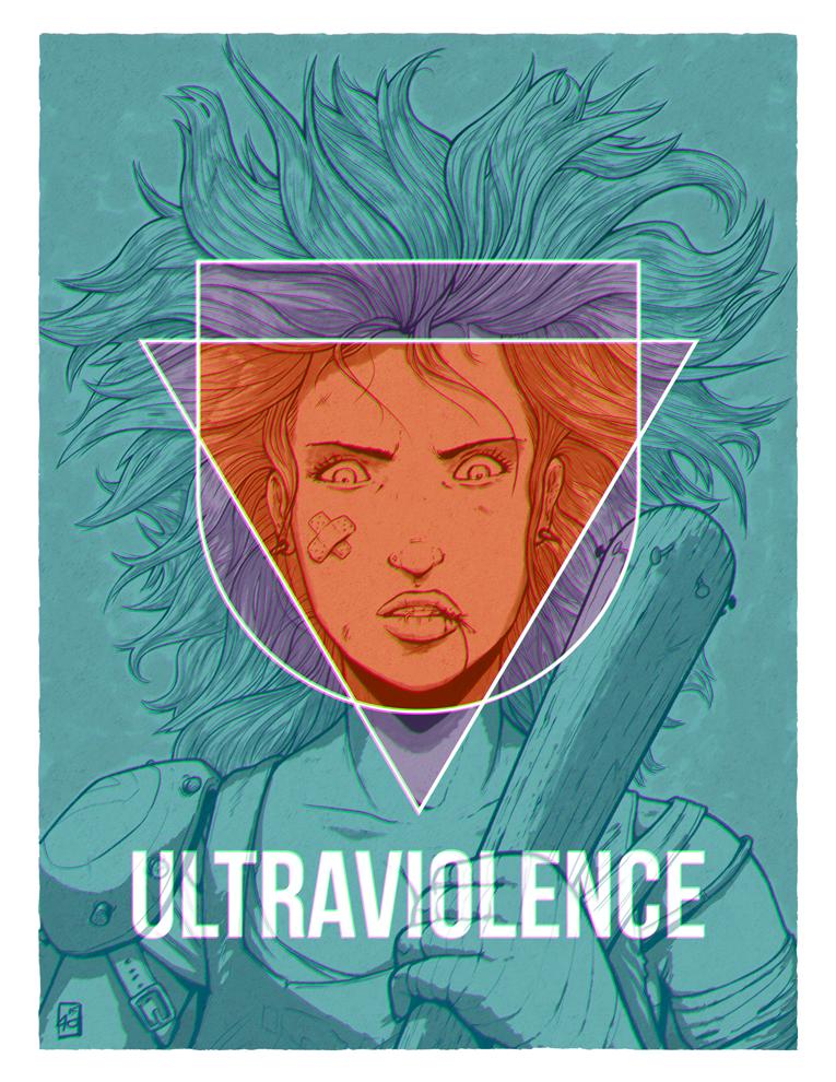 Ultraviolence by EzJedi
