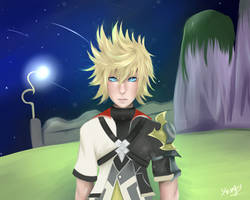 Ventus in the Land of Departure by Shinyou-chan